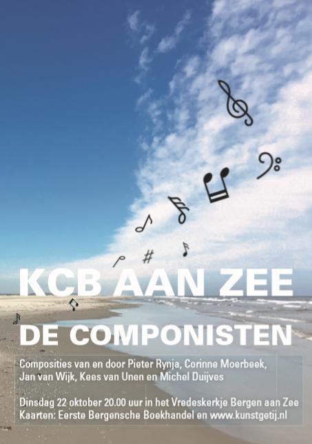 KCB AAN ZEE - de componisten