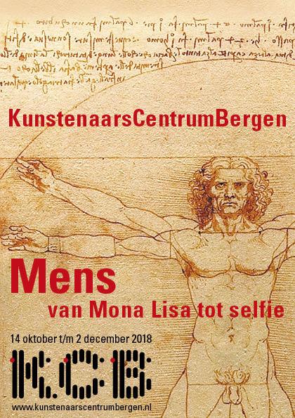 Mens van Mona Lisa tot selfie
