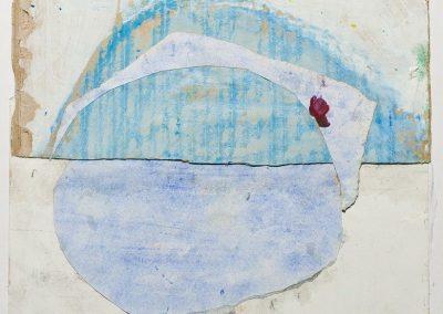 55-40 cm werk op papier