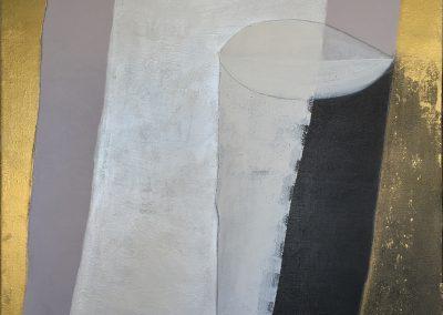 1. Soulmates 60 x 60 cm