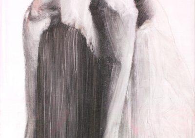 MARLI TURION 2016 back mixed media on canvas 70X50 cm b72dpi