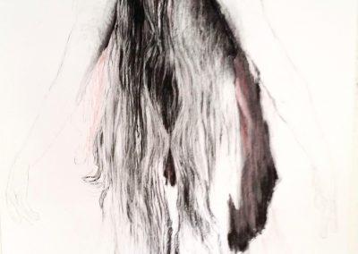 Marli Turion UNSEEN 240X125 cm tekening papier