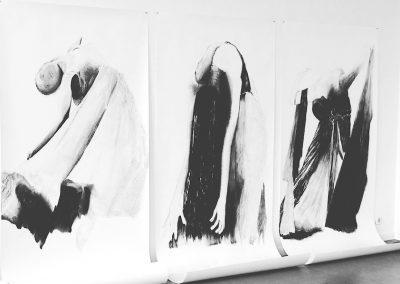Marli turion overzicht 4x 240X125 cm tekeningen